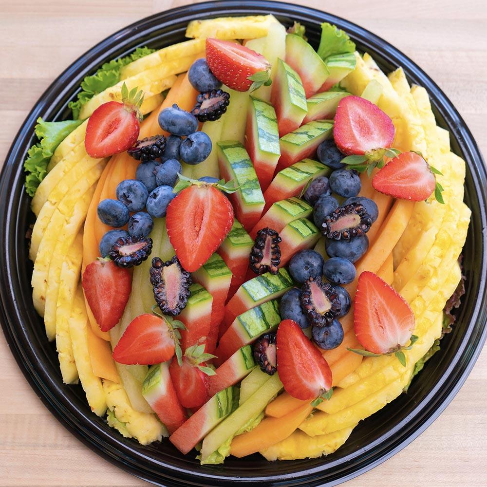 Valley Farm Market Fruit Platter